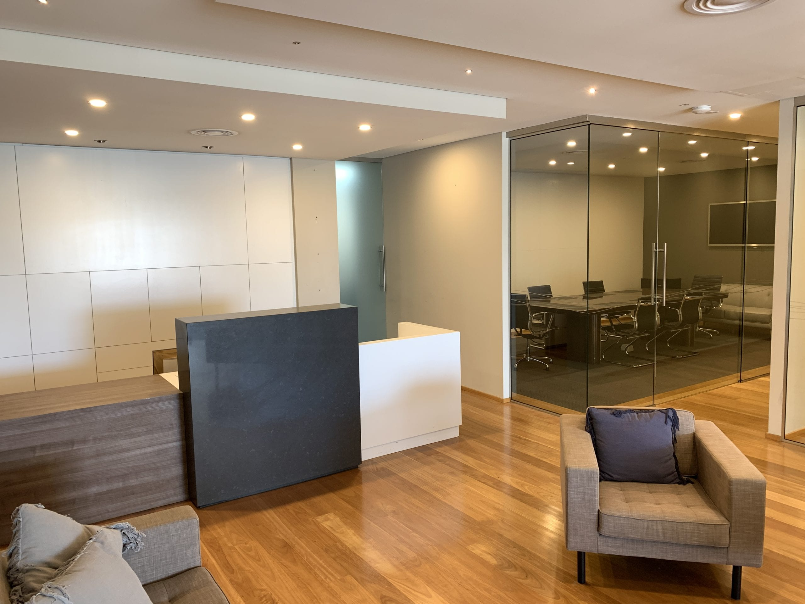 Office Fitouts, Reception, Perth, Western Australia, Canning Vale